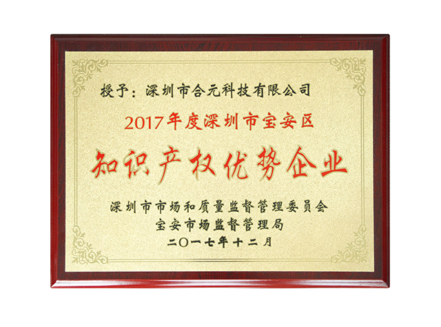 Intellectual Property Advantage Enterprises Award